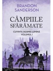 Cuvinte despre Lumina (vol. 1). Campiile Sfaramate - Brandon Sanderson
