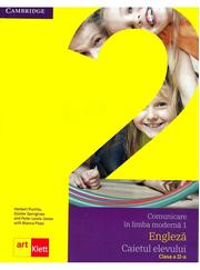 Comunicare in limba moderna 1 - Engleza, Caietul elevului clasa a II-a. Quick Minds Level 2, Activity Book - Herbert Puchta, Gunter Gerngross, Peter Lewis-Jones, Bianca Popa