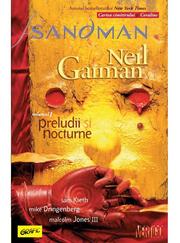 Sandman vol. 1. Preludii si nocturne - Neil Gaiman
