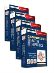 Campbell's Operative Orthopaedics, 4-Volume Set: Campbell Ortopedie - Frederick M Azar, S. Terry Canale, James H. Beaty