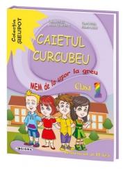 Caietul Curcubeu – MEM de la ușor la greu - Clasa I - Semestrul al II-lea
