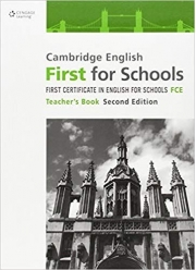 Cambridge English First for Schools Teacher's Book