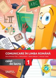 Comunicare in limba romana - caiet de lucru pentru clasa a I-a - Anca Veronica Taut, Anicuta Todea, Adina Achim, Elena Lapusan