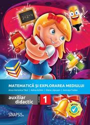 Matematica si explorarea mediului - auxiliar didactic pentru clasa a I-a - Anca Veronica Taut, Anicuta Todea, Adina Achim, Elena Lapusan