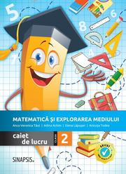 Matematica si explorarea mediului - caiet de lucru pentru clasa a II-a - Anca Veronica Taut, Anicuta Todea, Adina Achim, Elena Lapusan