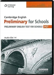 Practice Tests for Cambridge PET for Schools Audio CDs