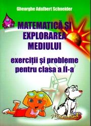 Matematica si explorarea mediului-Exercitii si probleme, clasa a II-a