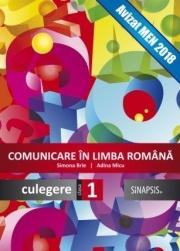 Comunicare in limba romana - Culegere clasa I - Simona Brie, Adina Micu