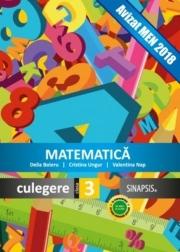 Matematica - culegere pentru clasa a III-a (editia 2015)