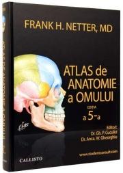 Atlas de anatomie a omului Netter (editia a V-a)