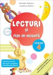 Lecturi si fise de lectura clasa a IV-a - Nicoleta Popescu