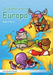 O calatorie prin Europa clasa a IV-a