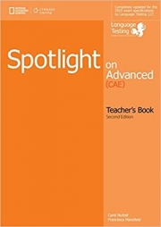 Spotlight on Advanced Teacher's Book