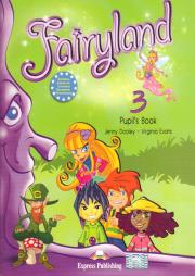 Fairyland 3, Pupil's Book, Manualul elevului pentru clasa III-a (Virginia Evans )
