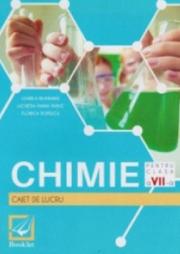 Chimie - Clasa a 7-a - Caiet de lucru - Izabela Bejenariu, Lucretia Papuc, Florica Popescu
