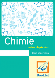 Memorator de chimie pentru clasele 9-12. Sinteze pentru Bacalaureat