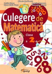 Culegere de matematica Clasa a 2-a - Mihaela Serbanescu