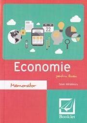 Economie. Memorator pentru liceu