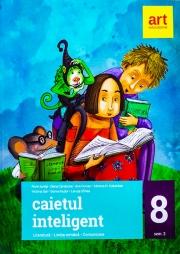 Caietul inteligent. Literatura. Limba română. Comunicare. Clasa a VIII-a, Semestrul II