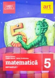 Clubul matematicienilor. Matematica pentru clasa a V-a. Semestrul I