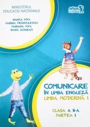 Comunicare in limba engleza, L1. Manual pentru clasa a II-a - Partea I - Contine editia digitala