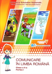 Comunicare in Limba Romana Manual cl. II - Sem. I + Sem. II