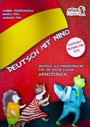 Deutsch mit Nino - Arbeitsheft. Deutsch als Fremdsprache fur die erste Klasse (Mariana Popa)