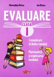 Evaluare pentru clasa I