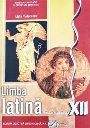 Limba latina - manual pentru clasa a XII a