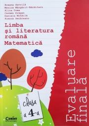 Evaluare finală clasa a IV-a. Limba română şi Matematică