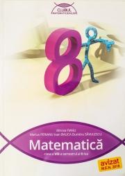 Clubul matematicienilor, Matematica pentru clasa a VIII-a - (Semestrul II)