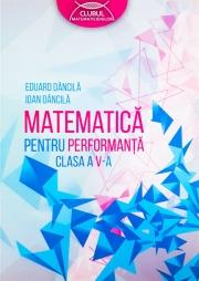 Matematica pentru performanta - Clasa a V-a