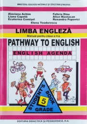 Manual de limba engleza, clasa V-a. Pathway to English