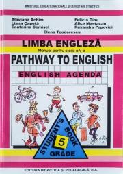 Manual de limba engleza, clasa V-a. Pathway to English
