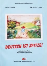 Manual de limba germana, clasa VII-a (Limba 2) Deutsch ist Spitze