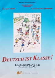 Manual de limba germana - clasa a VI-a - Limba germana moderna 2 - Deutsch ist Klasse