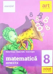 Esential Matematica clasa a VIII-a. Partea a II-a.