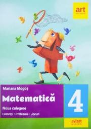 Matematica culegere, pentru clasa a IV-a. Noua culegere - Exercitii - Probleme - Jocuri