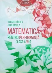 Matematica pentru performanta clasa a VI-a