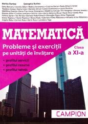 Matematica M2-Culegere de probleme pentru clasa a XI-a