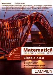 Matematica. Probleme si exercitii, teste. Clasa a XII-a
