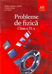 Probleme de fizica clasa a IX