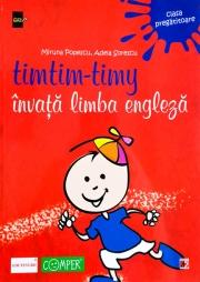 TIMTIM-TIMY INVATA LIMBA ENGLEZA. CLASA PREGATITOARE
