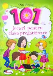 101 Jocuri pentru clasa pregatitoare - Olga Paraiala.
