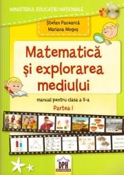 SET Partial - Auxiliare clasa a II-a (Matematica si explorarea mediului I+II)