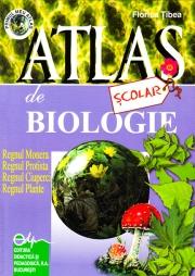 Atlas scolar de biologie - botanic (Florica Tibea)