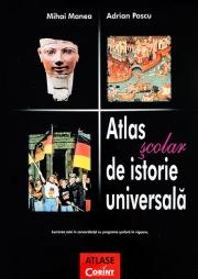 Atlas scolar de Istorie Universal (Mihai Manea)