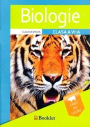 Biologie – caiet de lucru pentru clasa a VI-a