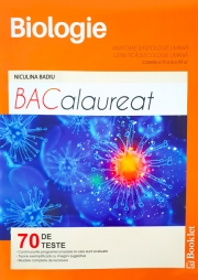 Biologie - Bacalaureat - 70 de teste - Anatomie si fiziologie umana. Genetica si ecologie umana - clasele XI-XII