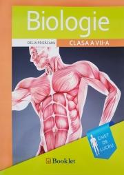 Biologie. Caiet de lucru pentru clasa a VII-a